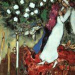 Marc Chagall: i colori dell'amore
