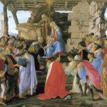 L'Adorazione dei Magi di Botticelli