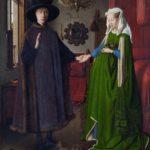 Il Ritratto dei coniugi Arnolfini di Jan Van Eyck