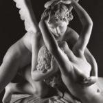 Canova e il bacio di Amore e Psiche