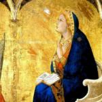 L'Annunciazione di Ambrogio Lorenzetti