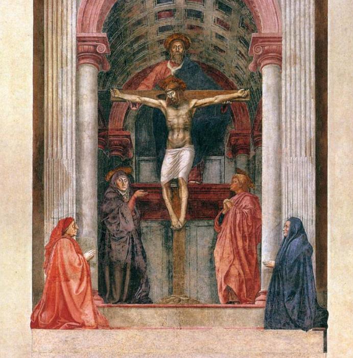 La Trinità di Masaccio - Arte Svelata | Blog di Giuseppe Nifosì