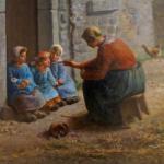 Le mamme di Millet e di Van Gogh