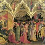 L'Adorazione dei Magi di Lorenzo Monaco