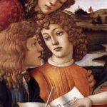 La Madonna del Magnificat di Botticelli