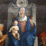 La Pala di San Giobbe del Bellini