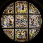 La Vetrata del Duomo di Siena di Duccio