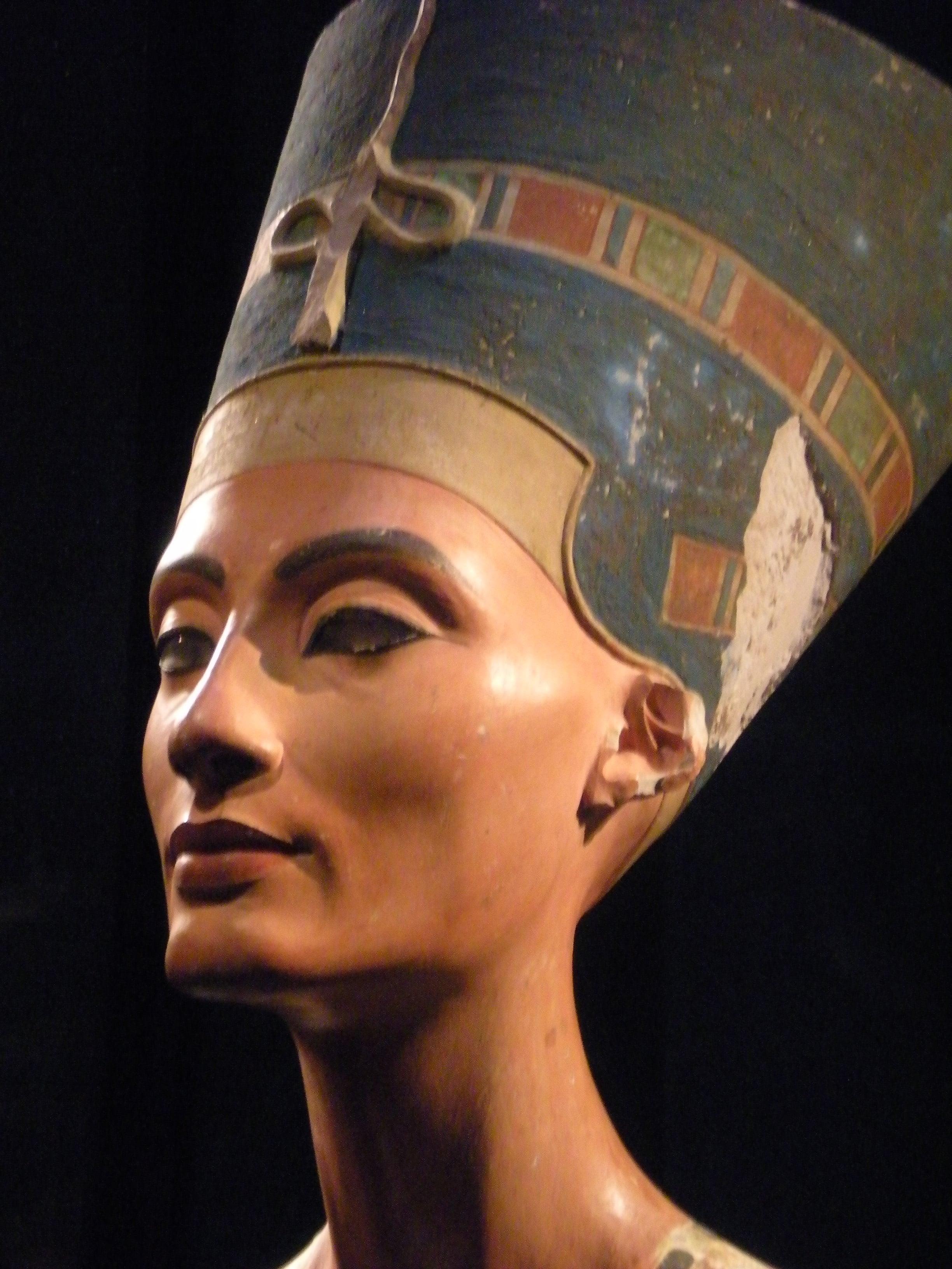 Нефертити профиль картинки