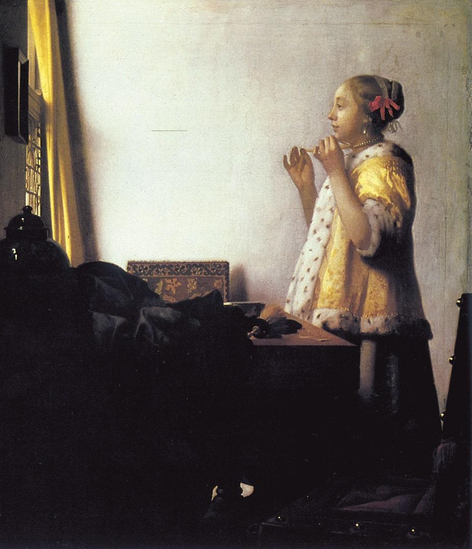 Le donne di Vermeer - Arte Svelata   Blog di Giuseppe Nifosì